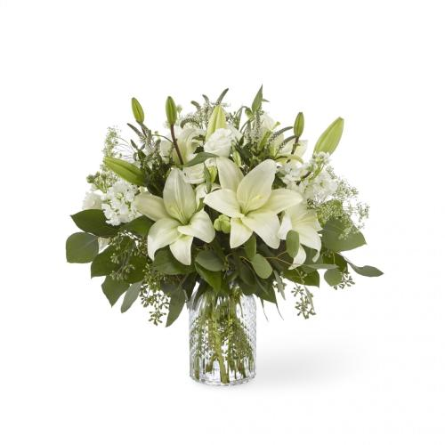 The FTD Alluring Elegance Bouquet