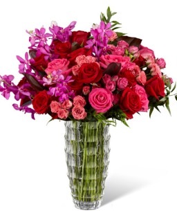 The FTD Heart\'s Wishes Luxury Bouquet