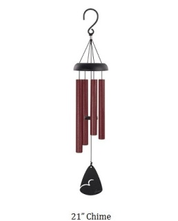 21 Inch Wind Chime