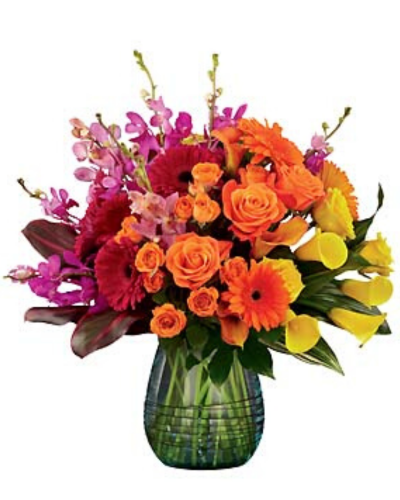 The FTD Beyond Brilliant Luxury Bouquet