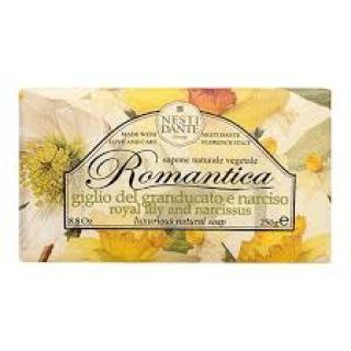 Nesti Dante Romantic Royal Lily and Narcissus Soap