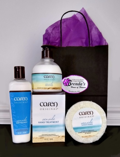 Caren Seaside Gift Set